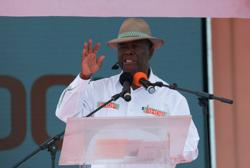 Ivory Coast ruling party says will hold election with or without opposition