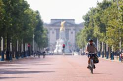 Exclusive: Brits on bikes as fitness app data shows pandemic boom