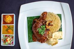 Enjoy hearty meals at golf club's all-day dining spot