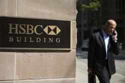 HSBC orders social media ban over damaging reports