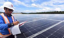 TNB Kedah solar plant ahead of schedule