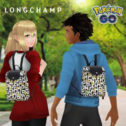 Longchamp goes hunting for Pokémon