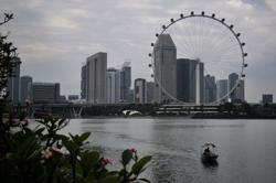 Singapore core inflation stays negative but eases slightly in August