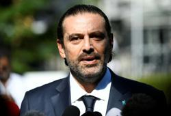 France supports idea by Lebanese politician to end cabinet logjam