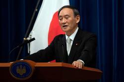 Japan PM Suga, IOC head Bach speak by phone - Kyodo