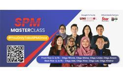 SPM Masterclass by top teachers