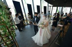Singapore to allow up to 100 people at weddings, religious services from Oct 3