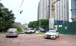 Traffic island woes for Kepong motorists