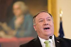 Pompeo warns local U.S. politicians to be alert to Chinese 'influence and espionage'