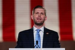 Eric Trump to be deposed by October 7 in connection with New York probe - court hearing