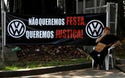 Volkswagen to pay victims of Brazil dictatorship in landmark settlement