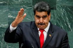 Venezuela's Maduro calls on U.N. members to rally against U.S. sanctions