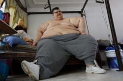 Former 'world's heaviest man' defeats coronavirus
