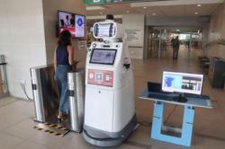 Robots to scan visitors at Singapore's NUHS hospitals