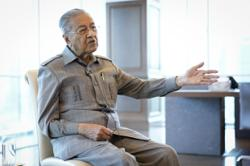 Sabah polls: Dr M sticks to video to campaign for Warisan Plus