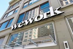 WeWork sells control of China unit