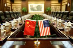U.S., Chinese diplomats signal tricky road ahead for climate diplomacy