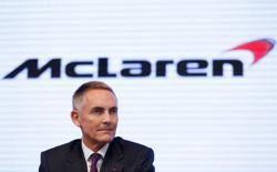 Former McLaren boss Whitmarsh joins Hamilton's commission
