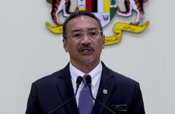 Best to resign if members of current govt withdraws its support, says Hisham