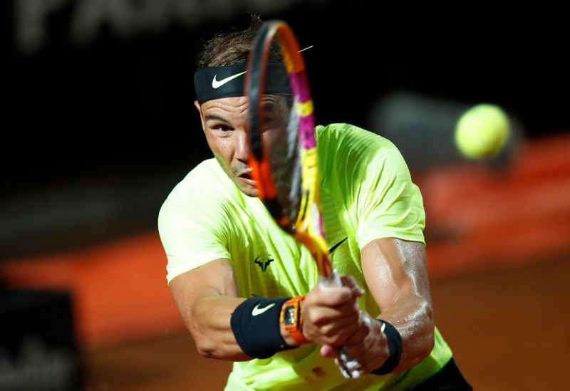 Tennis Nadal Faces Tough Path To French Final Wawrinka Takes On Murray In Round One The Star