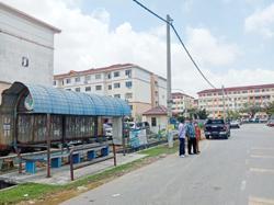 Residents struggle to get around