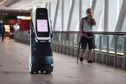 Robots to be part of new normal