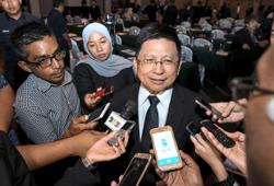 Malanjum urges Sabahans to protect state and support Shafie