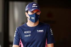 Perez says Racing Point starting to hide things from him