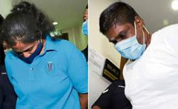 Couple sentenced to death for murder