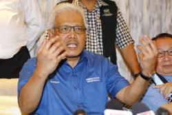 Sabah polls: Hamzah hopes for truce within GRS as polling day draws near