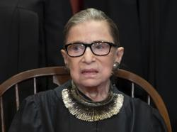 Ruth Bader Ginsburg to become first woman to lie in state at US Capitol