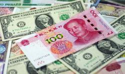 Yuan advances after China joins key bond index