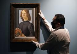 Botticelli painting expected to sell for record US$80mil