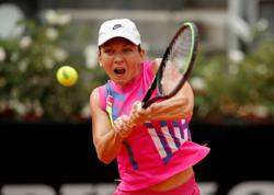 Favourite tag in Paris 'positive pressure' for top seed Halep