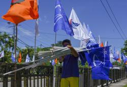 Mitigating a Covid-19 spike during the Sabah state election
