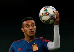 Thiago in frame for first Liverpool start against Arsenal