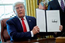 Iran official dismisses U.S. sanctions against judges, courts