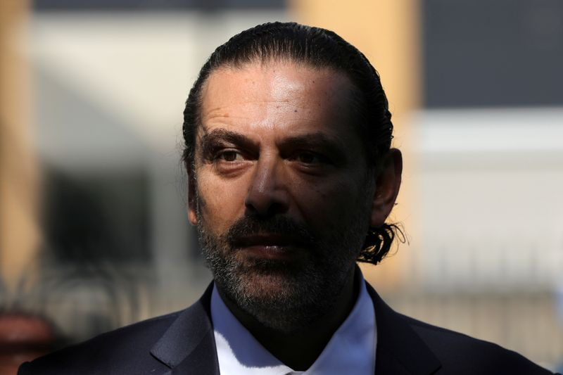 Lebanon's Hariri says failure of French initiative nothing to celebrate