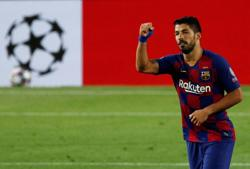 Suarez signs two-year contract with Atletico