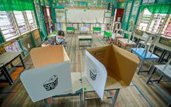 All systems go for Sabah election