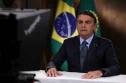 Brazil's Bolsonaro recovering well after bladder stone surgery