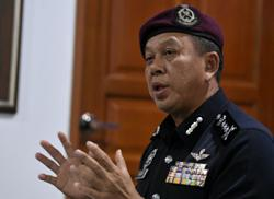 No security threats on polling day but more than 100 in boats turned away earlier, says Sabah police chief