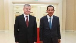 Cambodia: PM Hun Sen requests Russia's Covid-19 vaccine
