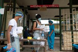Myanmar's 'maximum containment' Covid-19 plan pushed to brink as virus surges