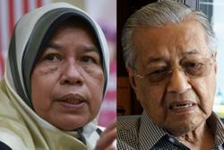 Zuraida agrees with Dr M: Now's not the right time for snap polls