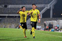 Shahrel on the right track to win Golden Boot award
