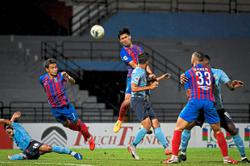 Bogey team PJ City make JDT wait longer for league title