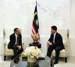 Outgoing envoy has done well in Malaysia–China ties