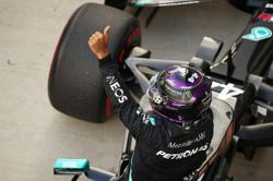 Motor racing: Hamilton plays down his chances despite Russian pole