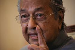 Dr M will not contest in 2023 general election